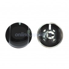 0019007889 Stove Knob, Black Westinghouse GENUINE Part