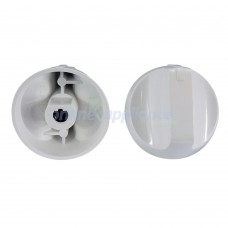 0019008175 Stove Knob, White Chef GENUINE Part