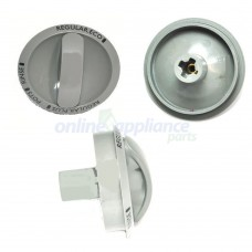 0019477084 Stove Knob & Skirt Chef GENUINE Part