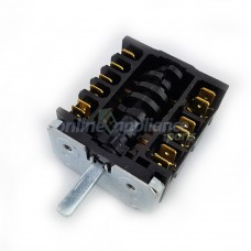 0040900008 Cooktop Hot Plate Switch Single Omega GENUINE Part