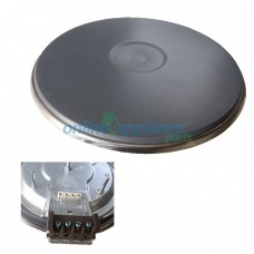0122004403, Solid Hotplate LOW profile Ego Large