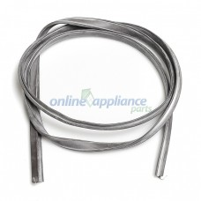 0208003415 Oven Door Seal with 2 Clips Electrolux GENUINE Part