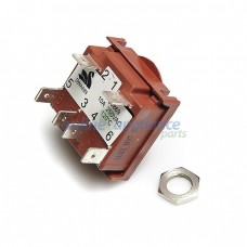 0534001695 Oven Selector Switch 4pos Electrolux GENUINE Part