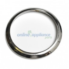 0545001574 Small Chrome Dress Ring Cooktop Simpson Chef Westingh