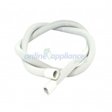 0571400142 Washing Machine Straight Drain Hose Electrolux GENUINE Part
