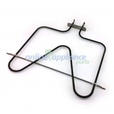 10540 Top Oven Element 1300 Short Plate Technika Oven