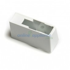 1443893 Pedestal Handle White Westinghouse Electrolux Refrigerator