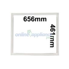 1444245 Fridge Freezer Door Gasket Seal (656 x 461mm) Westinghouse
