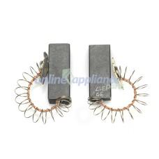 154740 Washing Machine Motor Brushes 2pk Bosch GENUINE Part
