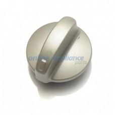 0019008101 Knob for Gas Cooktop - Stainless Steel Paint W/H