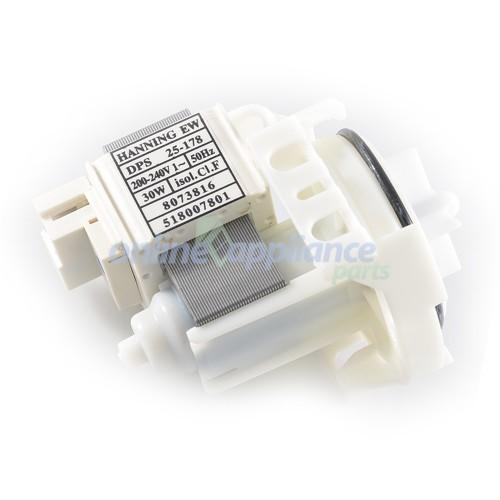 227950 Drain Pump Asko Dishwasher Appliance Spare Online