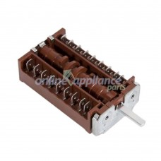 263900016 Stove Selector Switch Euromaid GENUINE Part