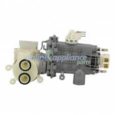 32004302 Dishwasher Heater & Diverter Assembly Westinghouse