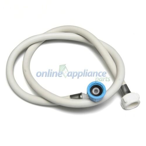 washing machine inlet hose leak