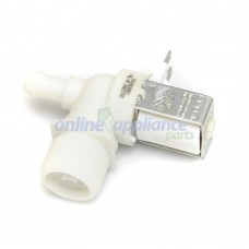 360313 Washing Machine Water Valve 90deg 10L/min 10mm 240V Electrolux