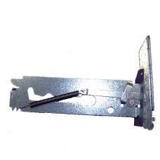 39649 Chef oven door hinge - slide on seal left hand
