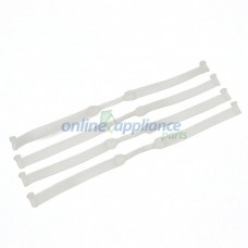 420978P Washing Machine Suspension Straps (4pk) Fisher & Paykel GENUINE Part