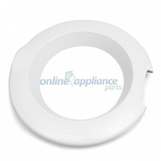 427225P Dryer Outer Door Panel Wh Fisher & Paykel GENUINE Part