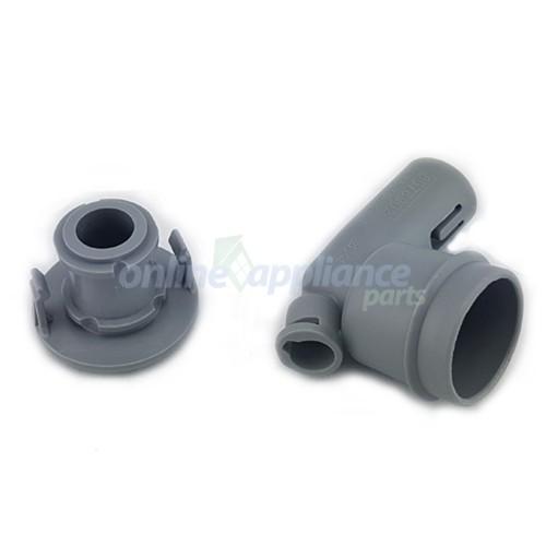 441303 Spray Tower Upper Grey Asko Dishwasher Genuine Part