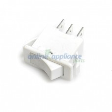 460051 Switch Rocker White Light