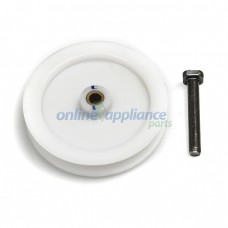 460547P Dryer Idler Pulley and Pin Fisher & Paykel GENUINE Part
