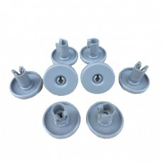 50286965-00/4 Roller Kit 8-Pack for Lower Basket. Dishlex - Global - Westinghouse