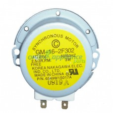 6549W1S017A Drive Motor LG Microwave GENUINE Part
