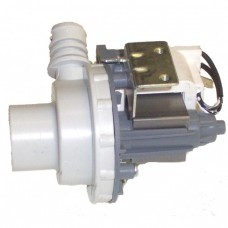 672050250104 Drain pump Midea dishwasher. Smeg omega delonghi co