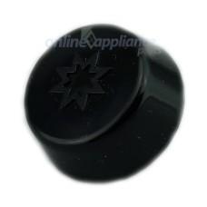 766410363 Cooktop Ignition Button Black Smeg GENUINE Part
