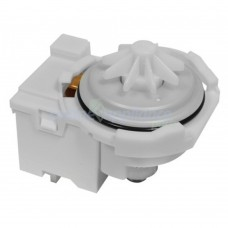 792970244 Dishwasher Drain Pump Smeg GENUINE Part