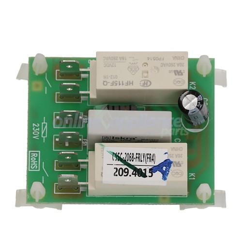 811650197 Circuit Board Pcb Smeg Oven Genuine Part