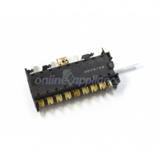 811730227 Oven Selector Switch Smeg GENUINE Part