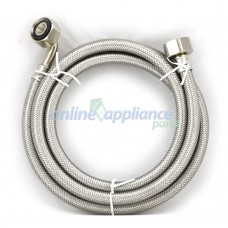 ACC039 Washer Stainless Steel 2m Water Inlet Extension Hose Electrolux