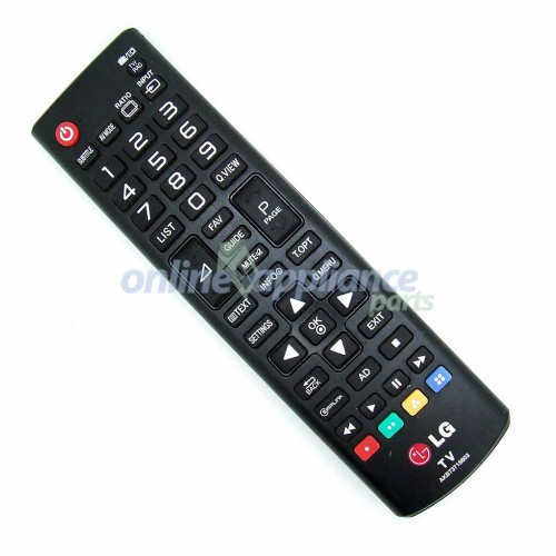 Akb73715603 Remote Control Lg Tv Appliance Spare Online