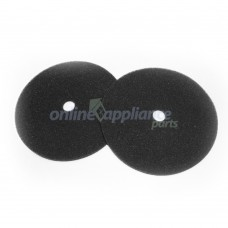 D036K Dryer Foam lint Filter 2x Simpson GENUINE Part