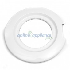 427420P Dryer Front Vented Door Wh Fisher & Paykel GENUINE Part