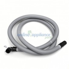 DC97-00139Y Washing Machine Drain Hose 2m Samsung GENUINE Part