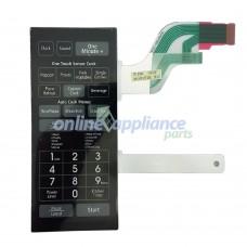 DE34-00246H Switch Membrane Samsung Oven