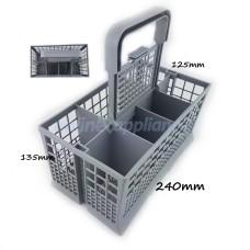 DSDW001 Dishwasher Cutlery Basket 240x135x125 Universal