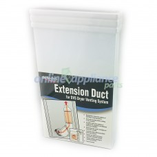 DVSD Deflect-O Duct extension straight