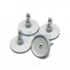 0238400055K Electrolux Roller Assy L/Basket PACK 4