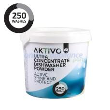 Ultra Concentrate Dishwasher Powder 4kg Aktivo