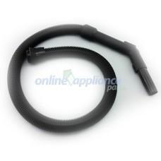 HBCOM1.2 Vacuum Cleaner Hose Complete Black 1 2M Universal