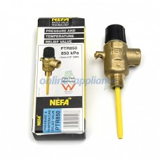 PTR850 P&T Relief Valve 850KPA 15MM HT505