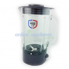 Kw714746 Food Processor Blender Jug Complete Kenwood