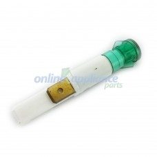 LM009G Stove or Cooker Universal Green Indicator Lamp - 9mm