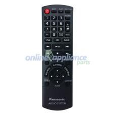 N2QAYB000640 Audio-System Remote Control Panasonic
