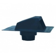 RCT DeflectO Roof Cap Vent Low ProfileE 100/125MM