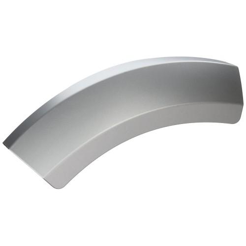 644222 Door Handle Silver Bosch Washing Machine Front