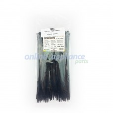 T085  Cable Ties Pkt 100 200mm X 3.6mm Universal
